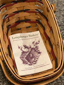 Longaberger Baskets for Sale in Lynnwood,  WA