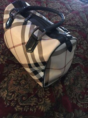 BURBERRY BOSTON BAG 💼 for Sale in Takoma Park, MD