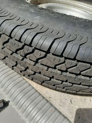 Carlisle Sport Trail LH Bias Trailer Tire - ST225/90D16 for Sale in Houston, TX