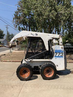 2000 Bobcat Skid Steer Tractor 773 for Sale in Santa Clarita, CA