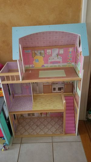 Wooden doll house for Sale in North Providence, RI