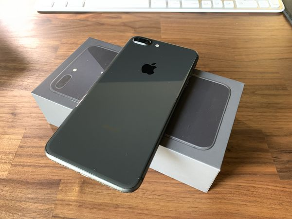 brand new 286ff baa55 Apple iPhone 8 Plus 256GB - Unlocked - with box, original accessories,  AppleCare. Near MINT for Sale in San Diego, CA - OfferUp