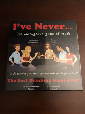 I've Never Board game - BRAND NEW - STILL SEALED for Sale in New York, NY