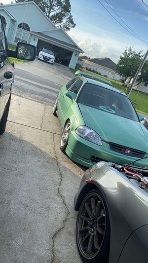 1996 Honda Civic hatchback trade or sale for Sale in Kissimmee, FL