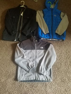 Lot. Jackets for boys for Sale in Everett, WA