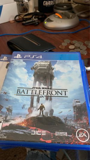 Star Wars Battlefront PS4 FREE DELIVERY for Sale in San Diego, CA
