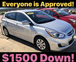 2017 Hyundai Accent 5-Door 🚗☘️ for Sale in Austin, TX
