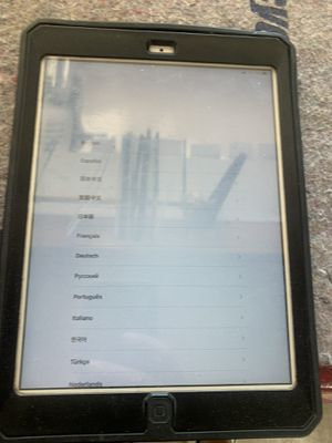 iPad. As is for Sale in Perris, CA