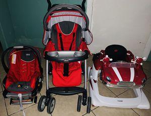 Car seat 💺 stroller walker for Sale in Mercedes, TX