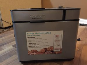 Cuisinart Bread Maker Machine for Sale in Hoffman Estates, IL