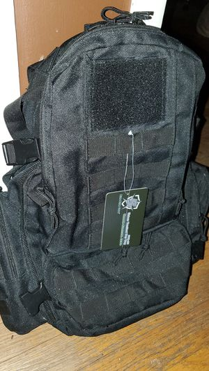 Brand new military backpack, never used for Sale in Livonia, MI