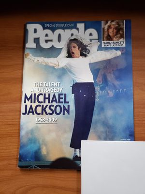 People Magazine Death of Michael Jackson for Sale in Chicago, IL