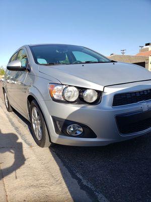 2012 Sonic Turbo Fast Economic gas Car for Sale in Phoenix, AZ