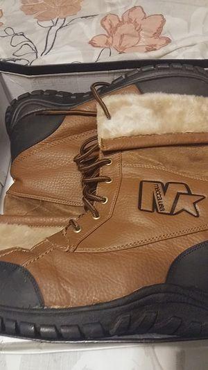 MECCA Men's Fur LINED Boots SZ 13 for Sale in Jonesboro, GA