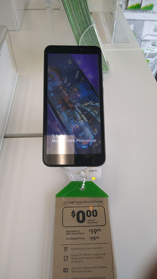 Free phone when you port you number to cricket wireless