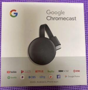 Chromecast for Sale in Quincy, MA