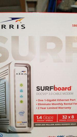 Internet modem for Sale in Herriman, UT
