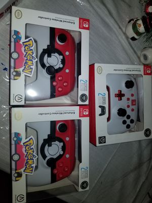Nintendo switch controles for Sale in Anaheim, CA