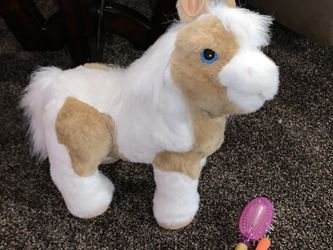 FurReal Friends Butterscotch my magical pony for Sale in Parker,  CO