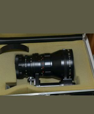 AMPEX VIDICON ZOOM TELEVISION LENS for Sale in Cleveland, OH