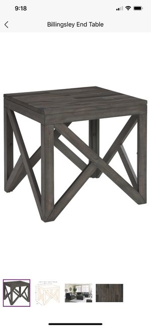 Coffee And End Table Combo for Sale in St. Petersburg, FL