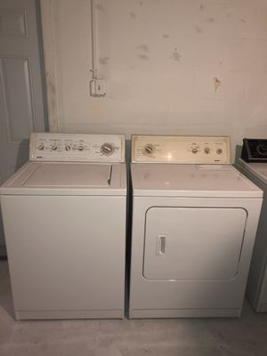 Kenmore set for Sale in Holiday, FL