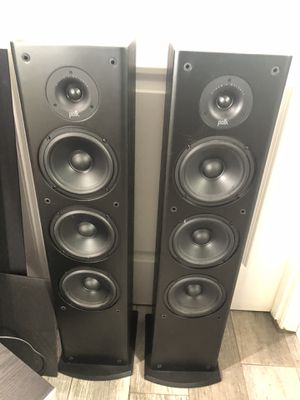 Polk audio for Sale in Tampa, FL
