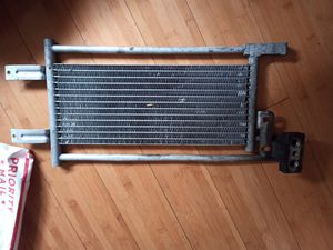 BMW AUTOMATIC TRANSMISSION OIL COOLER RADIATOR E36 E34 Z3 1992-2002 OEM USED CURRENT STOCK LEVEL:1 STOCK NUMBER2772 PART NUMBER:17201728770 for Sale in Playa del Rey, CA
