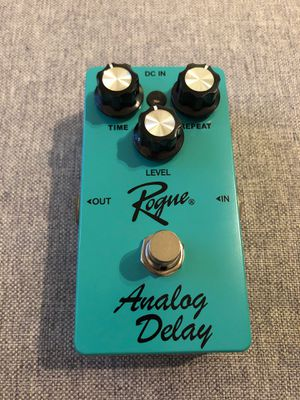 Rogue Analog Delay Guitar Pedal for Sale in Portland, OR