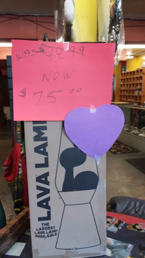 27 inch lava lamp for Sale in Graham, NC
