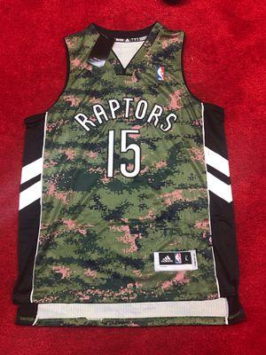 Vince carter raptors jersey men's large for Sale in Atlanta, GA