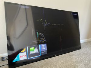Screen/ damaged Samsung UN60H6350 60-Inch 1080p 120Hz Smart LED TV for Sale in Puyallup, WA