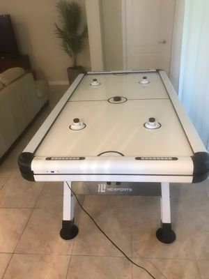 MD Sports air hockey table for Sale in Sarasota, FL