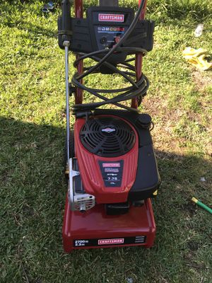 Pressure washer for Sale in South Houston, TX