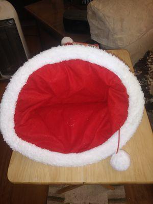Santa Cat Crinkle Hat for Sale in Marysville, WA