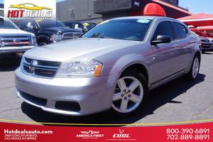 2013 Dodge Avenger for Sale in Las Vegas, NV