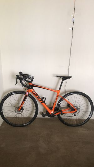 2018 Giant Advanced Defy 3 for Sale in La Habra Heights, CA