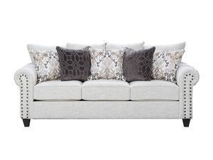 New! Simmons Fabric Della Sofa + FREE SAME DAY DELIVERY for Sale in Baltimore, MD