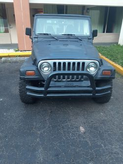 97 Jeep wrangler for Sale in Freeland,  PA