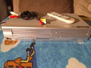 Sylvania VCR/DVD for Sale in undefined