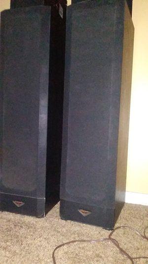 Klipsch 10.5 Tower Speakers for Sale in Kenneth City, FL