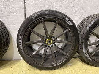 "22"" Vossen Jeep Grand Cherokee Wheels for Sale in Pompano Beach,  FL"