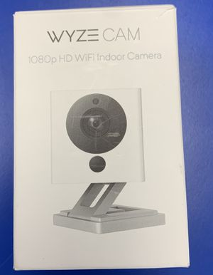 WYZE (WYZE EC2) 1080p HD Wi-Fi Indoor Smart Home Camera for Sale in CT, US