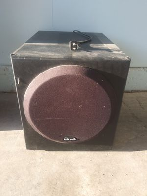 Polk audio Smith line Speakers for Sale in Las Vegas, NV
