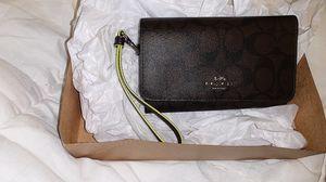 Coach Wallet/Wristlet for Sale in Kenosha, WI