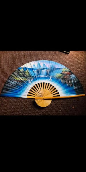 Giant Wall Size Hand Fan for Sale in Raleigh, NC