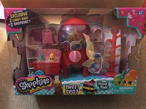 New in packaging shopkins playset for Sale in Woburn, MA