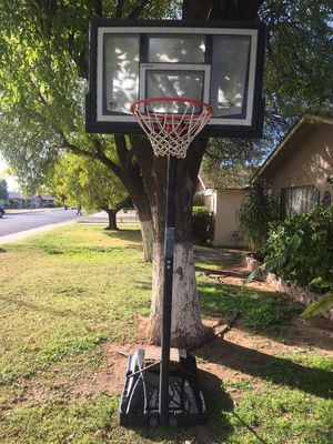 Basketball hoop $100 obo..great condition!!!..85204 for Sale in Mesa, AZ