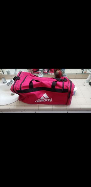 Adidas duffle sports bag with major league soccer patch for Sale in Cerritos, CA