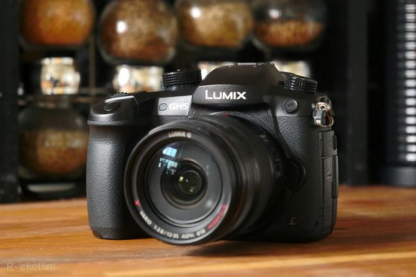 Panasonic Lumix GH5 (with v-log update)